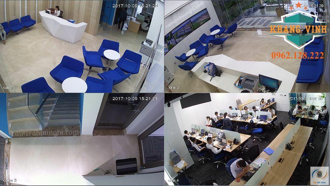 KHANG VINH TECHNOLOGY đơn vị lắp camera uy tín tại Phú Giáo, Bình Dương